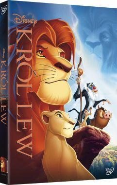 Krol lew, DVD, empik.com