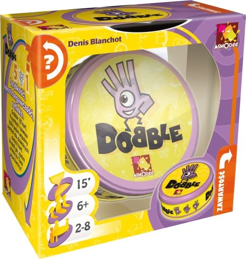 Rebel Dobble, gra towarzyska, empik.com