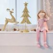 WyRÓŻnij wnętrze na Święta – pomysły na różowe dekoracje świąteczne